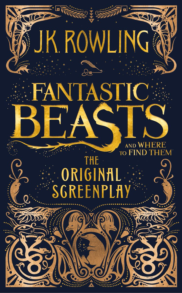 Fantastic Beasts and Where to Find Them, le scénario CrQxUcZXEAALeNM