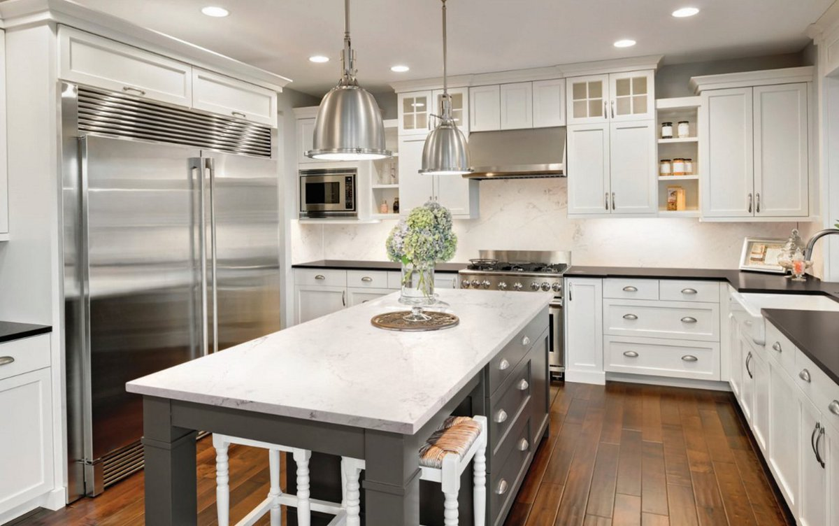 Corian Design On Twitter A Classy Kitchen Design With