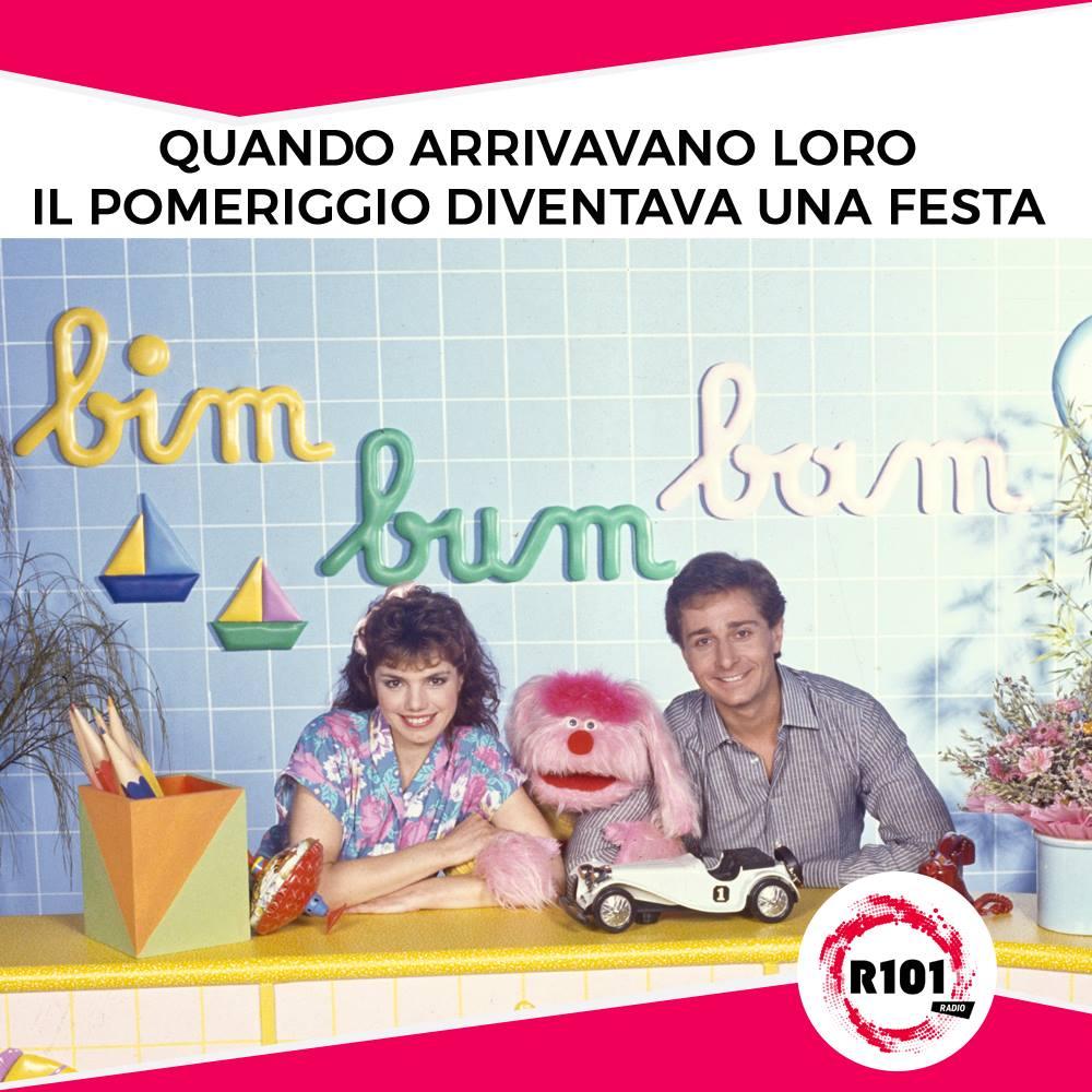 35 anni fa nasceva #BimBumBam: come passavate i pomeriggi da bambini? Ditelo a @lucillaagosti e @DavLentini https://t.co/RPt1OrJvZr
