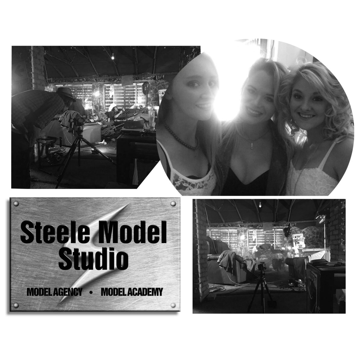 Steele Model Studio on Twitter:
