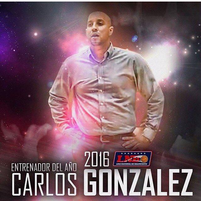 Felicitamos a nuestro Coach Carlos González electo dirigente del año por 2do año consecutivo #Metros #VamosPorMas https://t.co/HaAqnfma0m