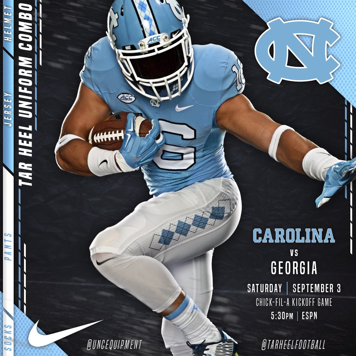 b6ee5c8bf Carolina Football on Twitter