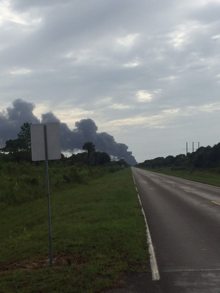 Breaking news on SpaceX explosion in Cape Canaveral, Fla ...