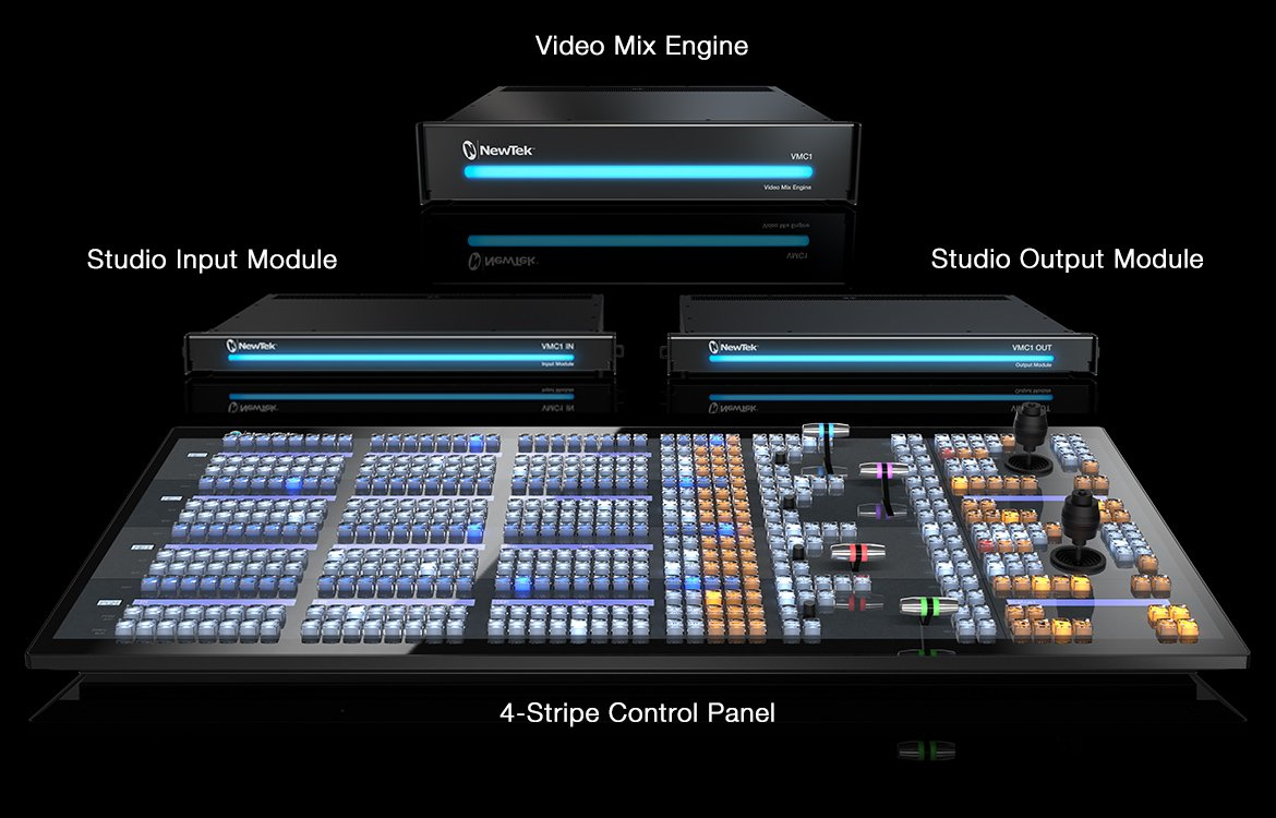 The NewTek IP Series: the new best-of-breed for high-end Integrated Production: https://t.co/tah5ZYSuas #NDICentral https://t.co/Jn8uQAVGzk