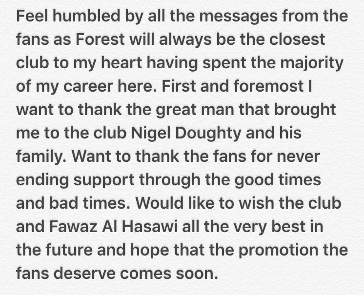 #nffc https://t.co/5uCWKkH4rj