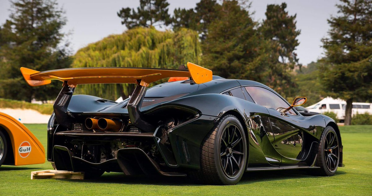 """car keys on twitter: """"this mclaren p1 gtr might just have the"""
