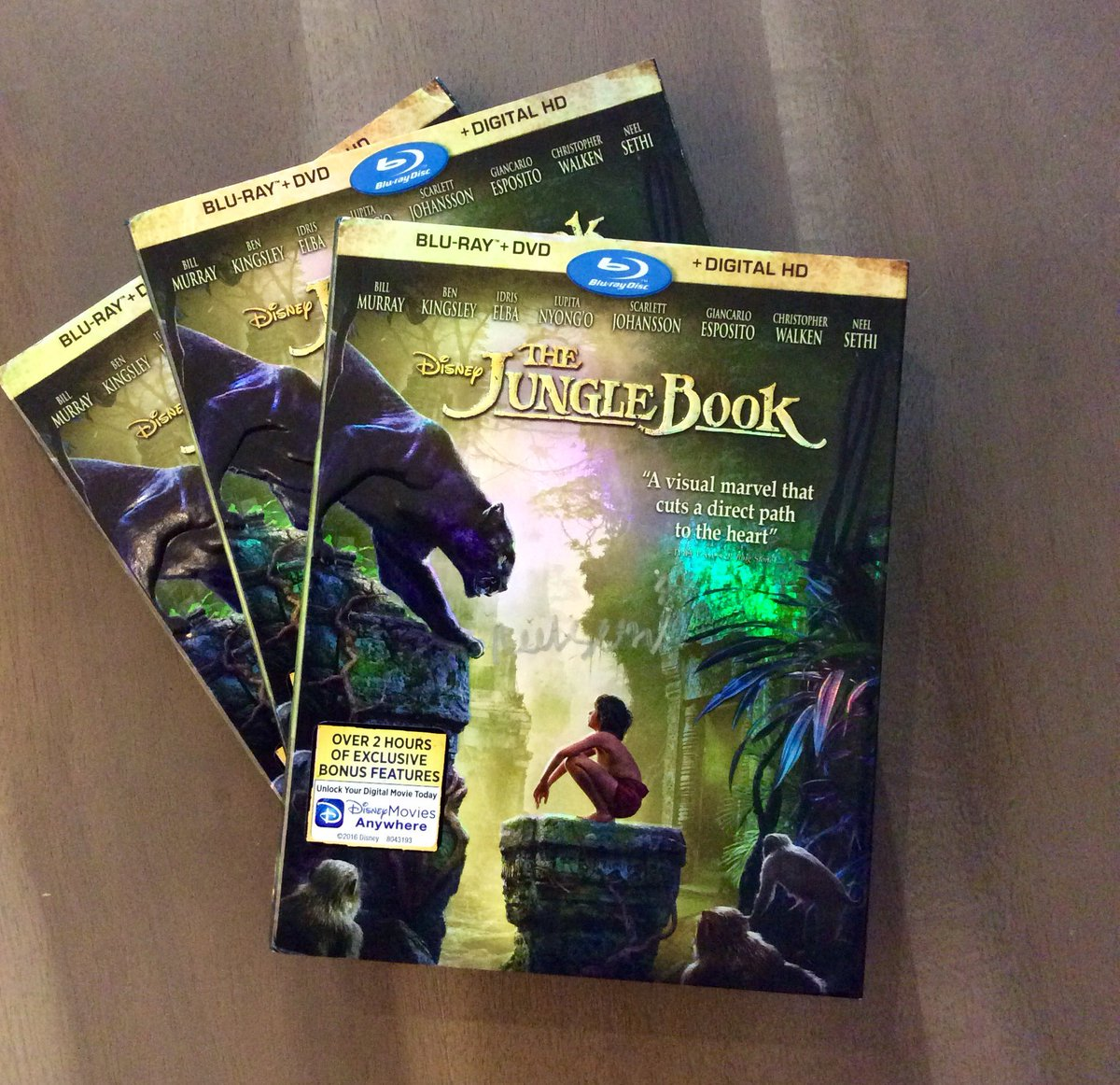 The Jungle Book Video Song New 2016