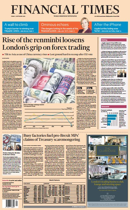 Ft forex news