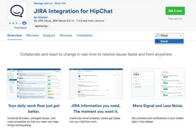Atlassian Hipchat on Twitter: