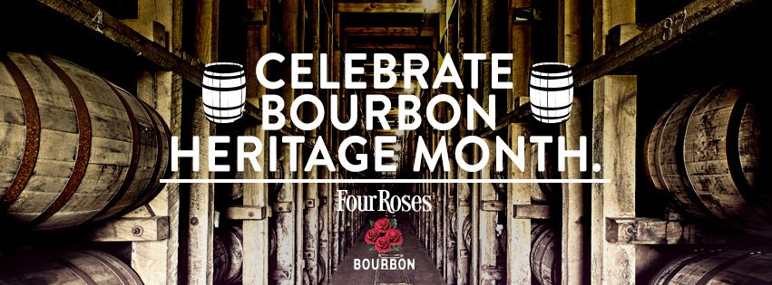 Today begins National Bourbon Heritage Month. Raise a glass to the rich history of America's Native Spirit. https://t.co/WTlk8gTs28