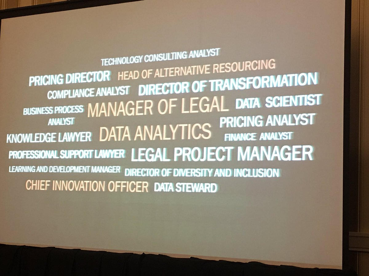New roles #iltacon #itla158 https://t.co/wwbL5ZG3V6