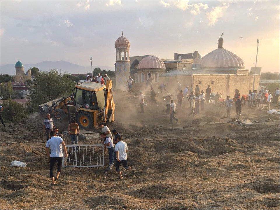Каримов находится в критическом состоянии, - Кабмин Узбекистана - Цензор.НЕТ 3770