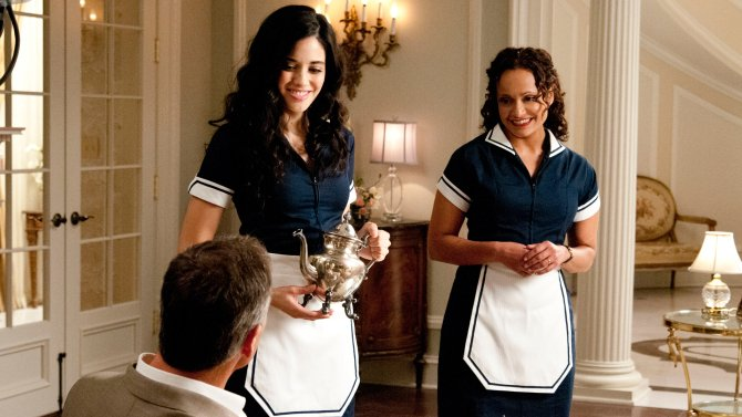 Boo! Bad call, @lifetimeTV, cancelling @DeviousMaids. One of my favorite shows! https://t.co/OiNGuXWNuG via @variety