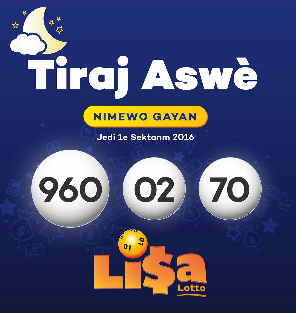 446feefbd1 LISA Lotto on Twitter