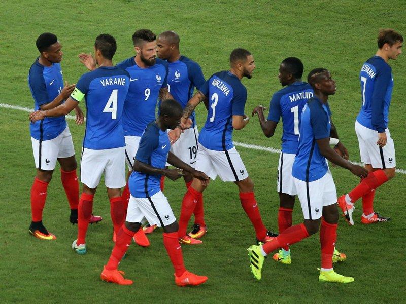 Video gol Italia-Francia 1-3: esordio negativo per Ventura