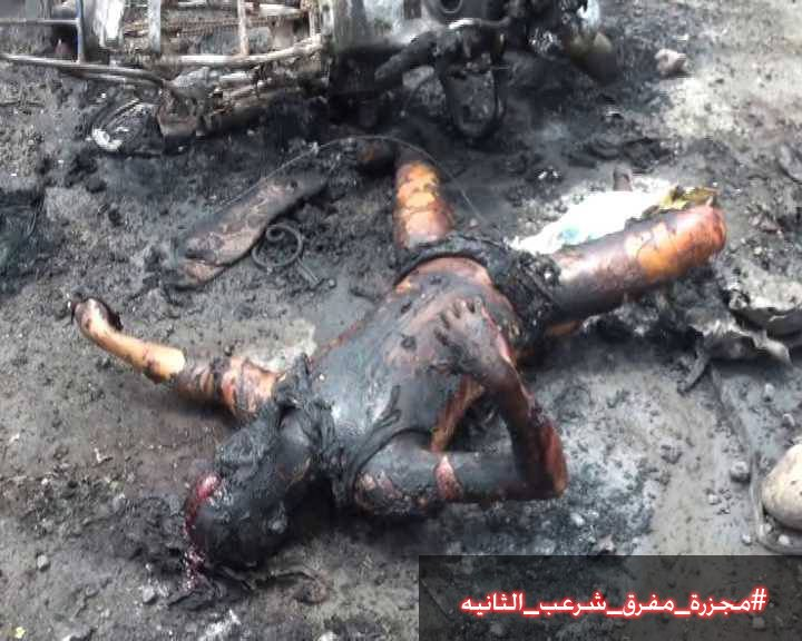 this picture is not from a movie but a real life scene directed by Saudi-US airstrikes #600DaysOfKillingYemenis