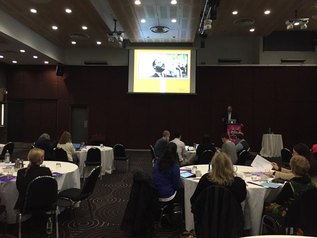 @gregwhitby opens Syba Academy's Future Focused Schooling Summit with the urgency for now #sybaffs https://t.co/pSAS7SUCLH