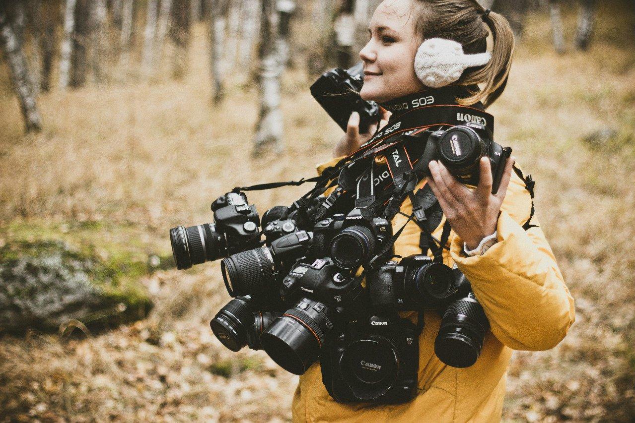 Знакомство С Деятельностью Фотографа