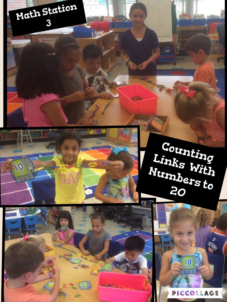 Counting Links With Numbers to 20 @Ivysherman #seamanstrength https://t.co/7TOUXjmS2o