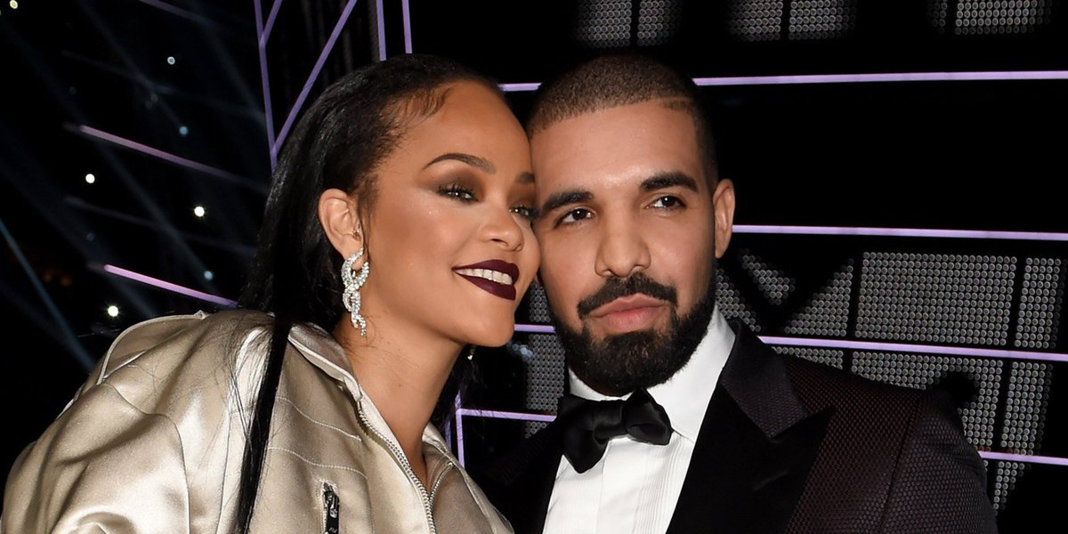 Rihanna datování drake 2016