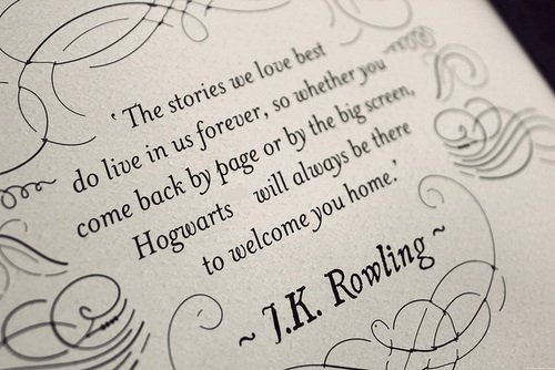 Hogwarts is home to us! How did you celebrate #BackToHogwarts with @pottermore @jk_rowling? https://t.co/gofgobzz69 https://t.co/RJCyuE0MDU