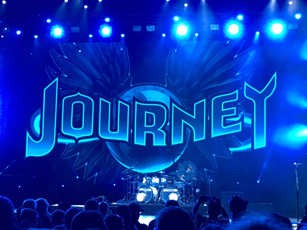 #JOURNEY in Santa Barbara was TOTALLY AMAZING!   THANK YOU to my friend JC @TheJonathanCain !!!   #DontStopBelieving https://t.co/DLV2lCCjLT