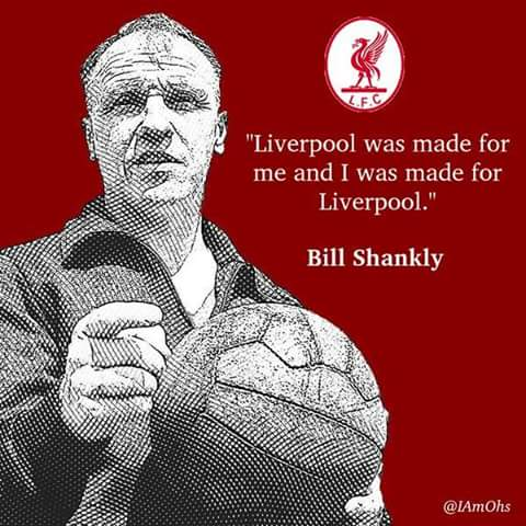 Born on this day 103 years ago. Other managers may have won more, but he won our hearts. https://t.co/qYfXuuW3lh