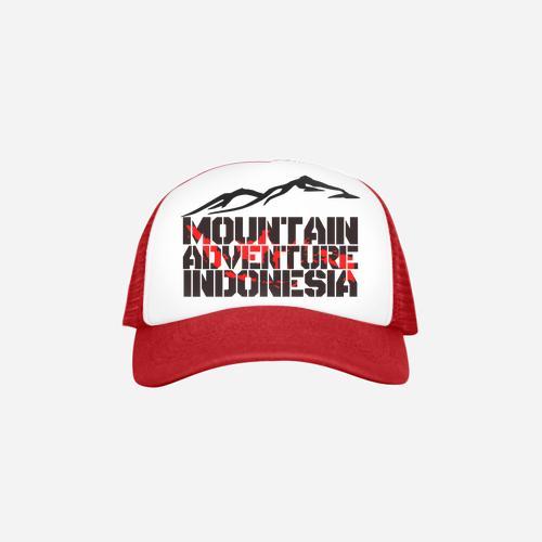 Topi Mountain Adventure Indonesia Order t-shirt ini dengan cara klik link ini: tees.co.id/p/321788