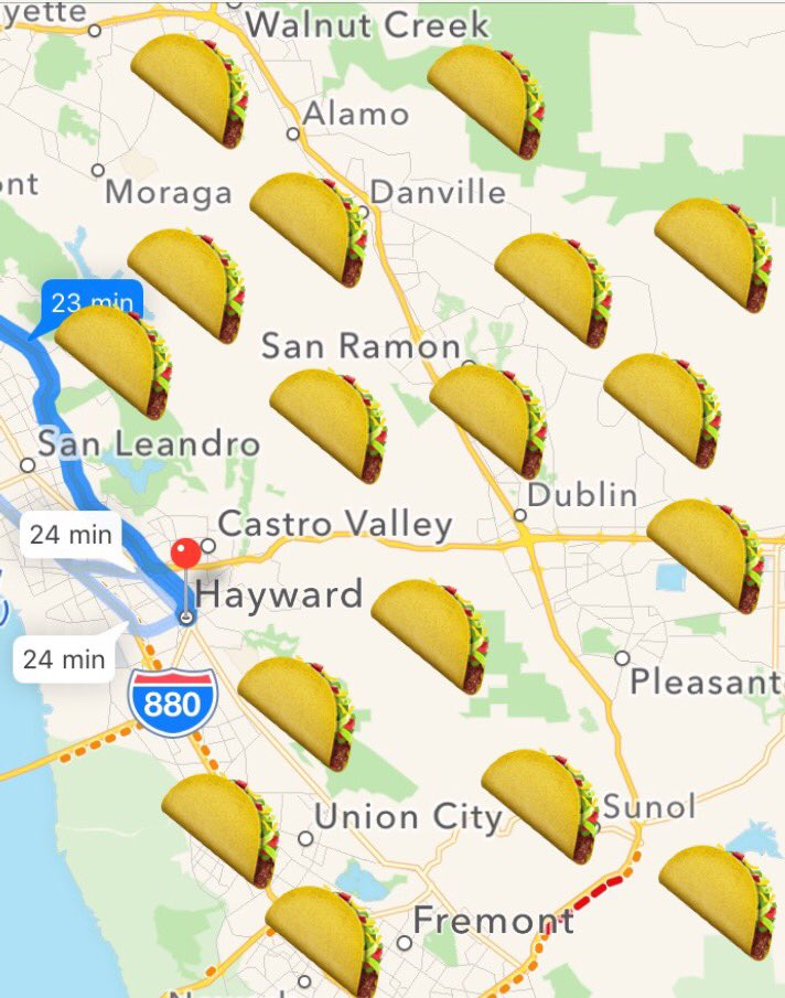 Can't speak for the rest of America, but here in the Bay Area we want #TacoTrucksOnEveryCorner. https://t.co/1dmn1JPDoQ