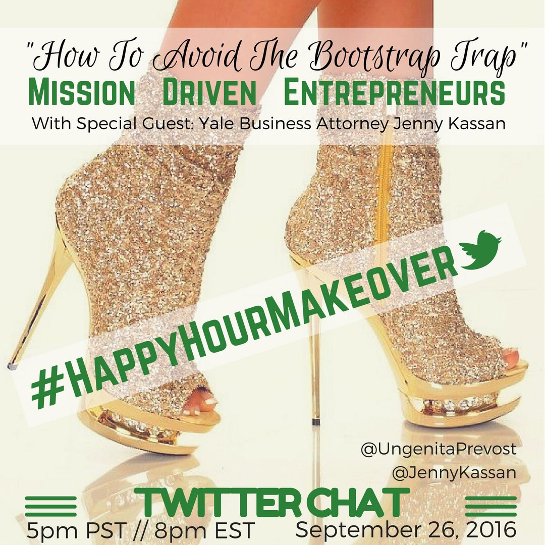 @Shanaericka great connecting with you @oneqube looking forward to @tweetchat #HappyHourMakeover https://t.co/D46Kzmlihx