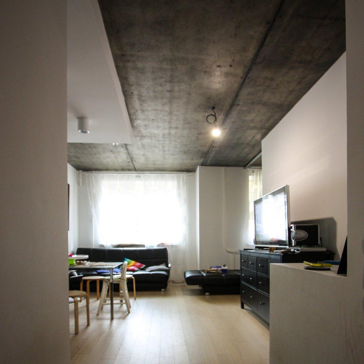 как тонировать бетон