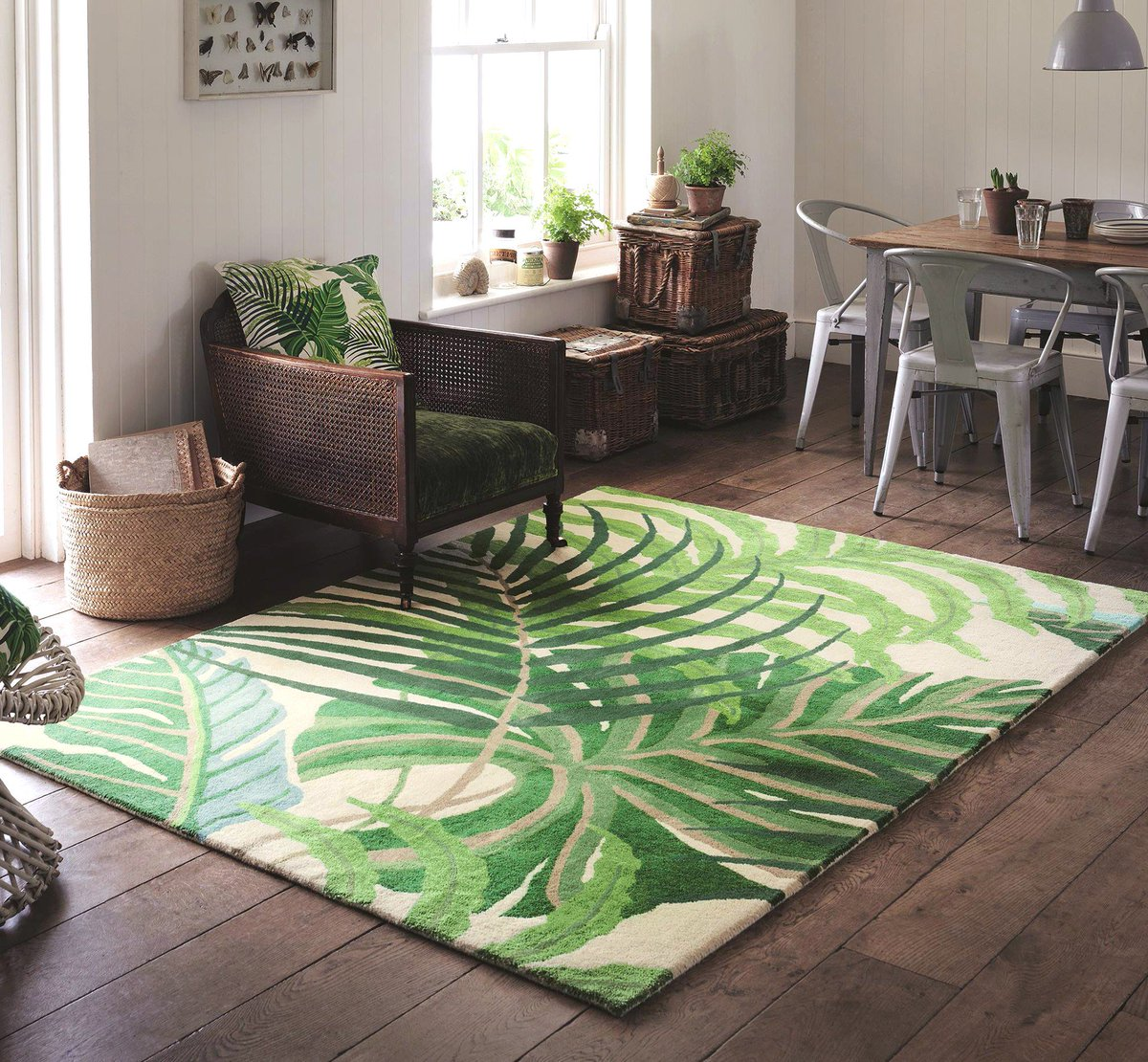 Modern Rugs Uk On Twitter Whisk Your Home Off To The Tropics With Pablackhomes Our Manila Rug Https T Co Dgkevbsdys