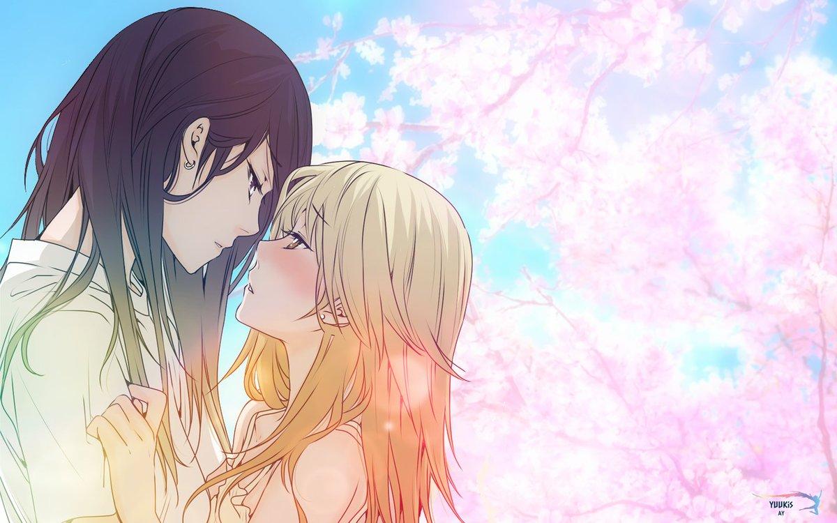 Yuis World On Twitter Mel And Lynn Wallpaper Pulse Manga Yuri Girlslikegirls Ratanasatis Https T Co Yveogojk