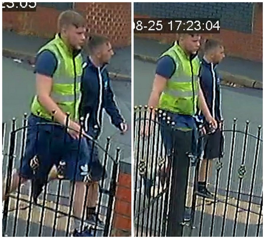 APPEAL: These 2 are suspected of tricking a 78-yr-old Bilston woman and stealing her handbag. Know them? Call 101. https://t.co/mHs9kmmOFL