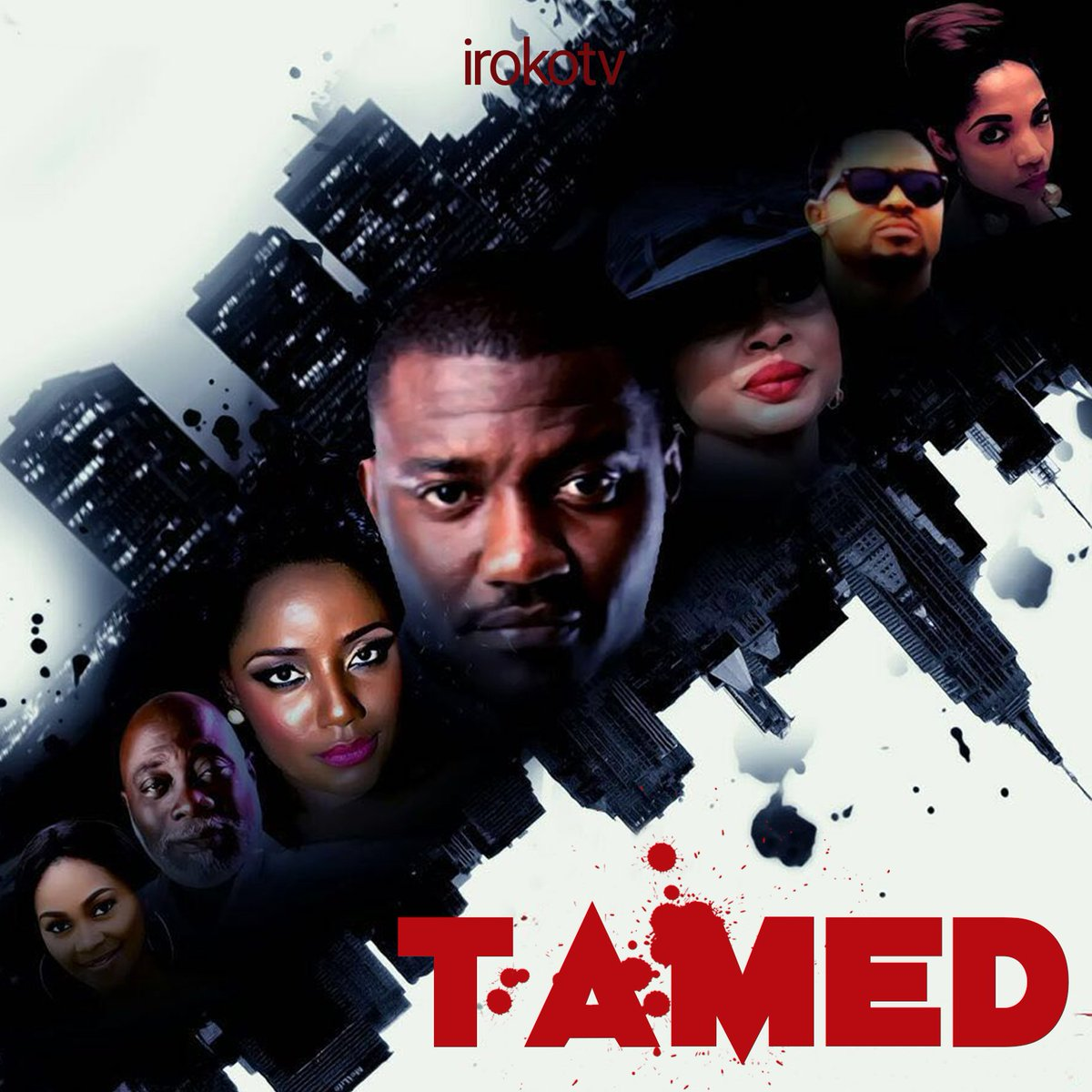 Image result for tamed nollywood movie john dumelo