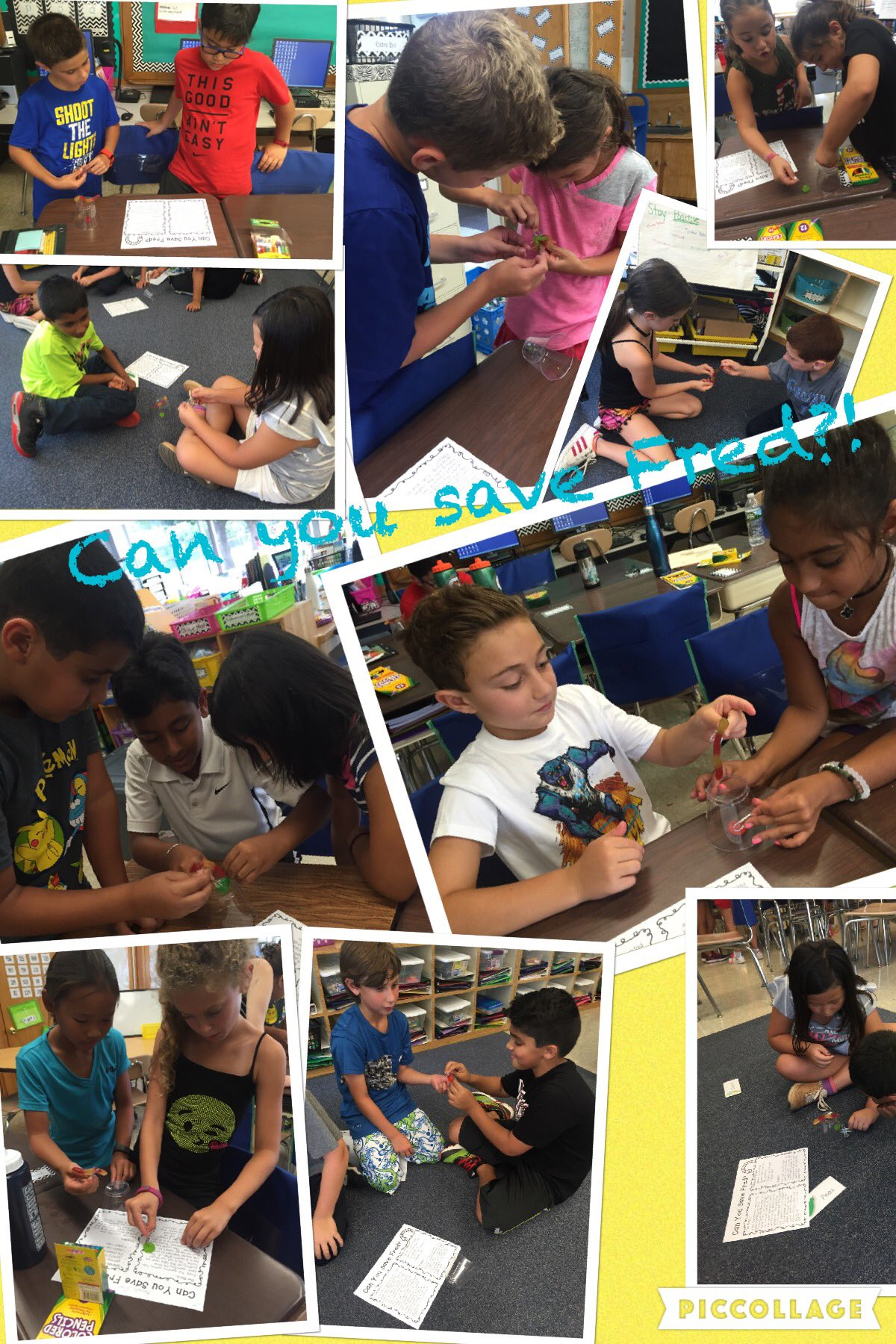 Ss working together to save Fred!Strengthening our teamwork and communicating skills! #seamanstrength @Ivysherman https://t.co/dBT8WTgyMt