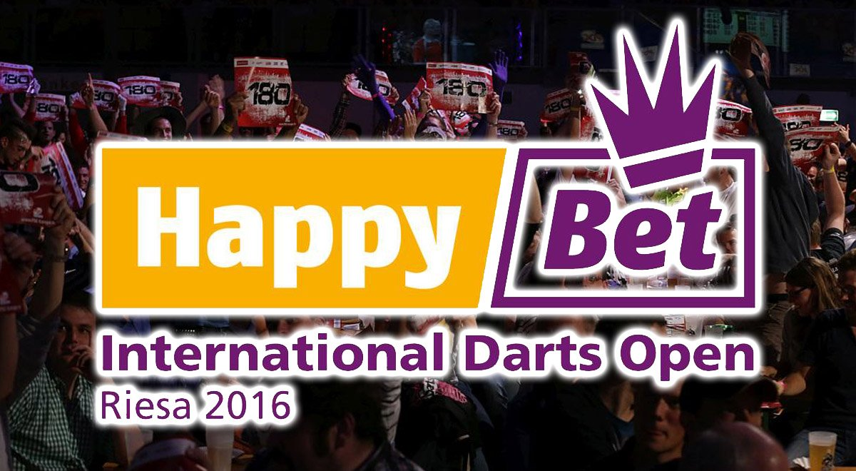 WATCH: The PDC European Tour is back today - see the @HappyBet1 International Darts Open at LIVEPDC.TV