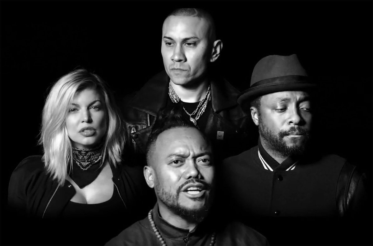 Every person who appears in @bep's celeb-filled #WHERESTHELOVE remake for 2016 @iamwill: https://t.co/ixhCPAr5sT