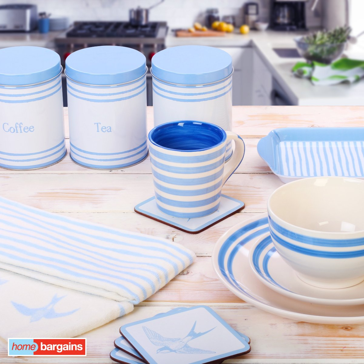 Home Bargains on Twitter  LIKE if you LOVE our Cornish Coast tableware set!u2026   & Home Bargains on Twitter:
