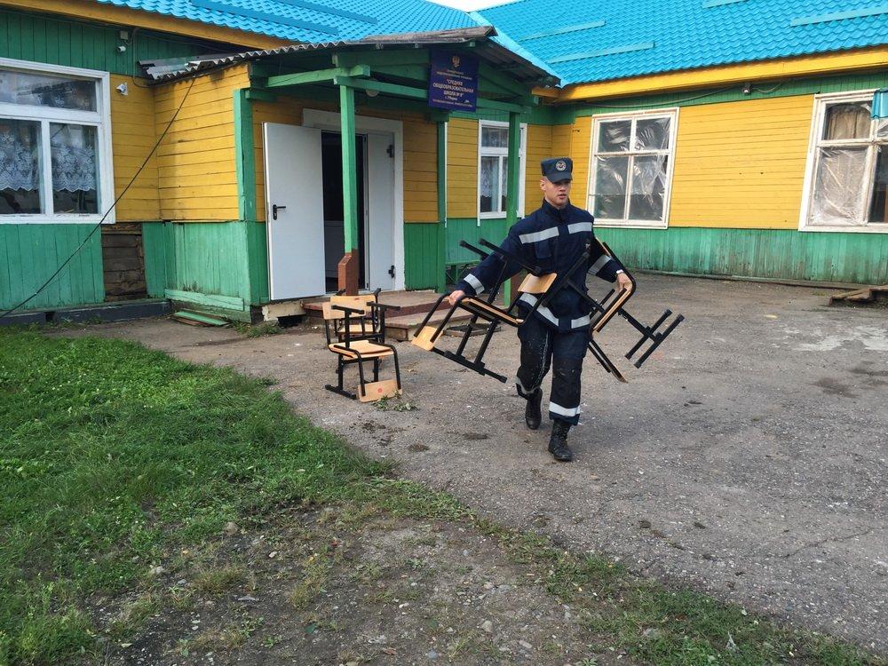 приморский край чугуевский район с уборка фото плоды