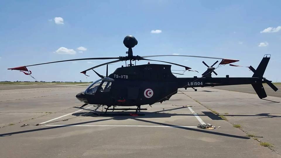تونس تشتري مروحيات OH-58D Kiowa  الامريكيه الصنع  CrWWV3tW8AASDcI