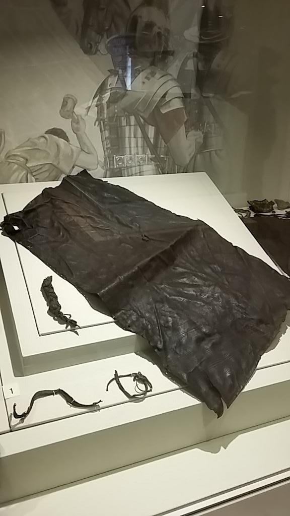 Incredible leather tent @VindolandaTrust #HWall40 https://t.co/FaQPrrleAb