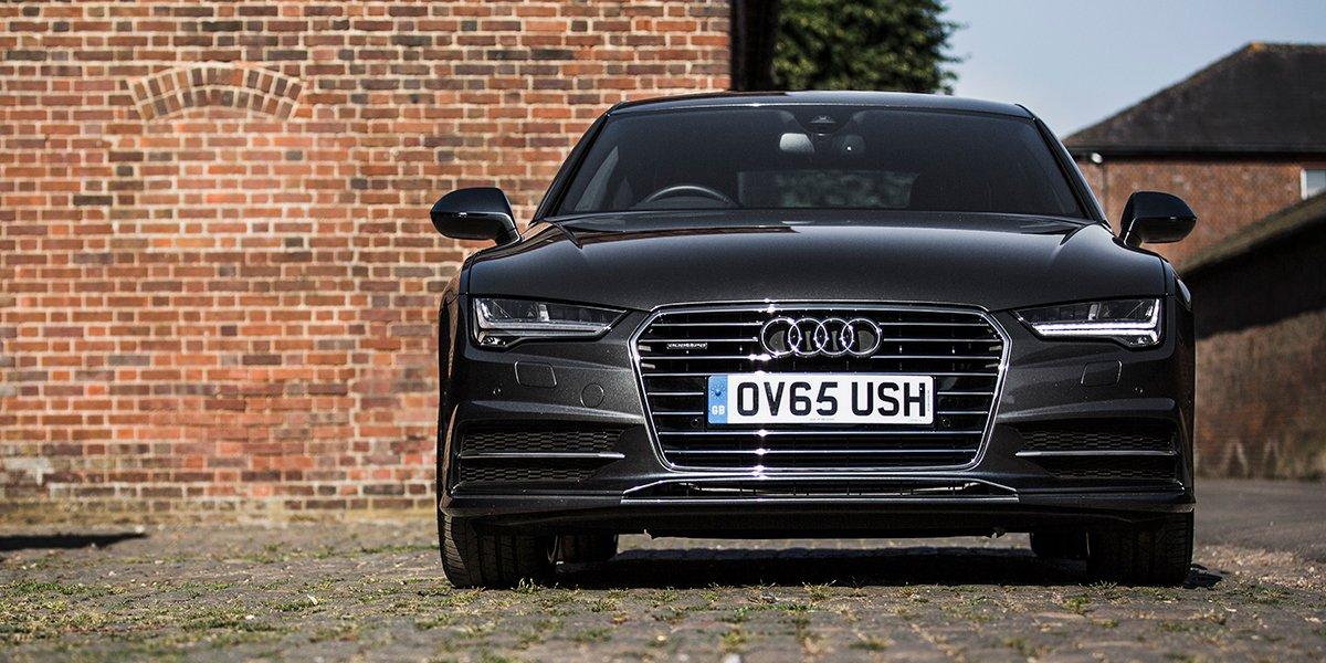 Audi Uk On Twitter The Audi A7 Features Auto Adaptive Matrix Led