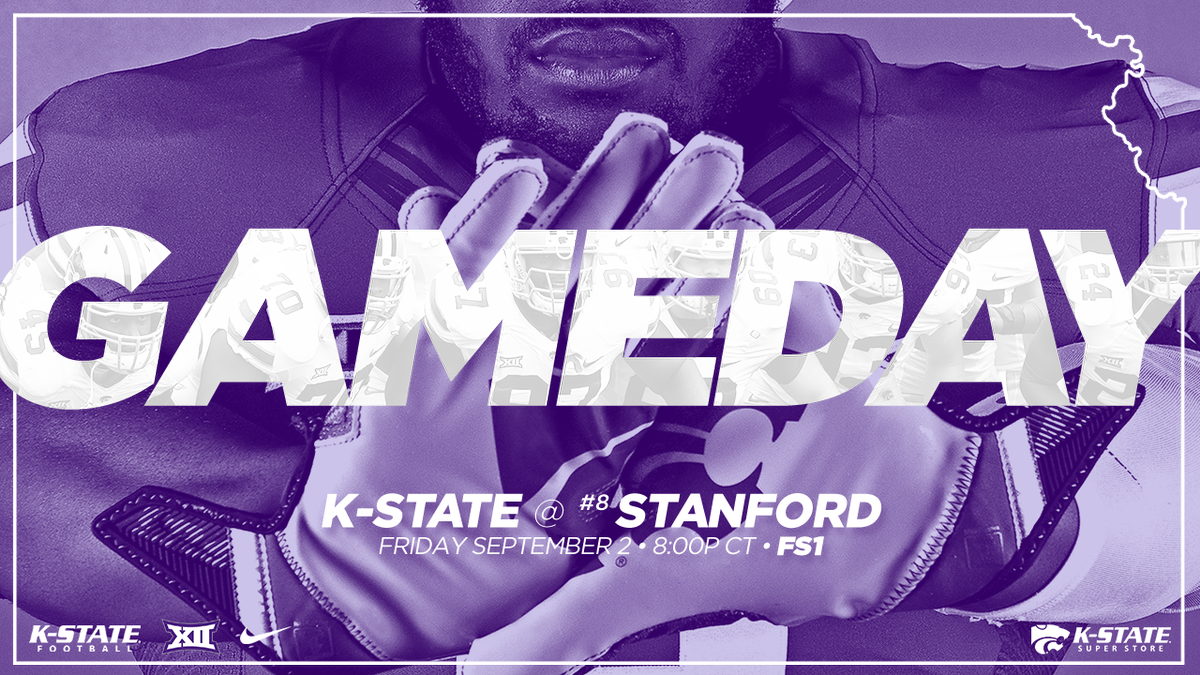 IT'S GAMEDAY! #BeatStanford  https://t.co/WZSnFLDAn1 https://t.co/s18hF754ya