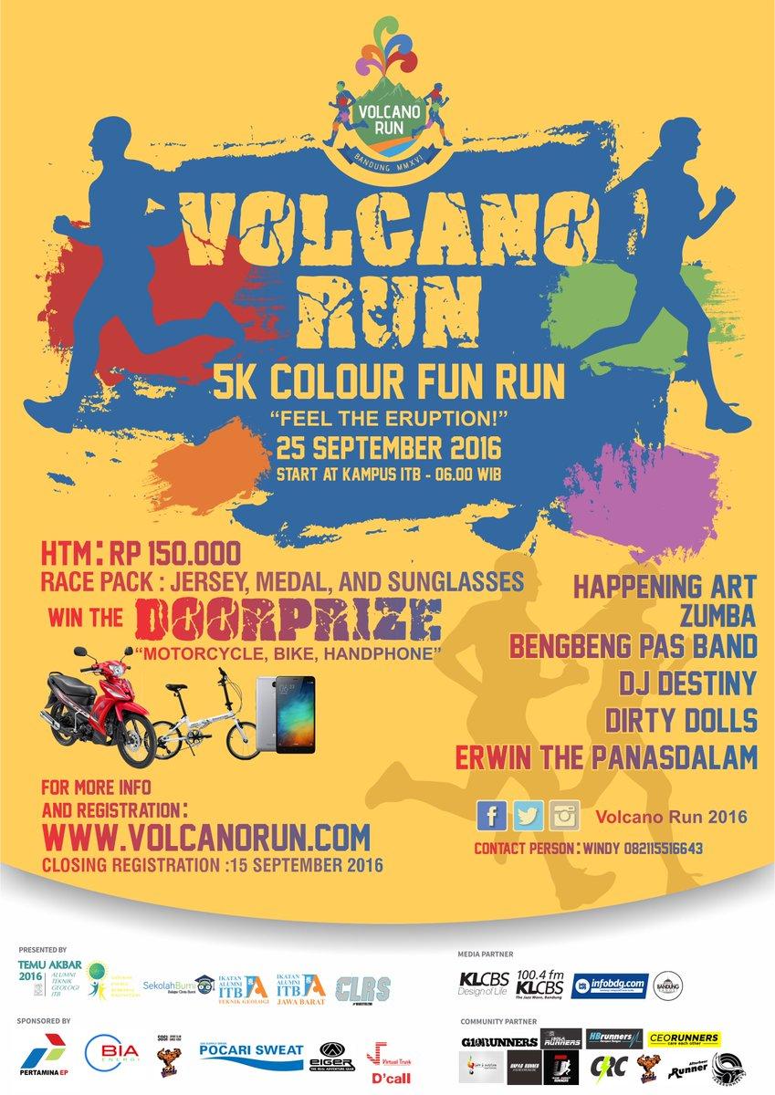 Volcano Run 2016
