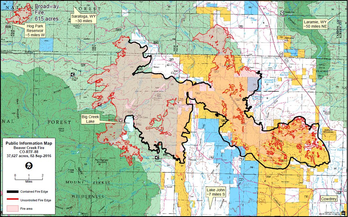 Medicine Bow-Routt NFs & Thunder Basin NG on Twitter: \