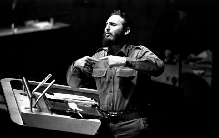 Resultado de imagen de fotos fidel en cumbre noal 1979