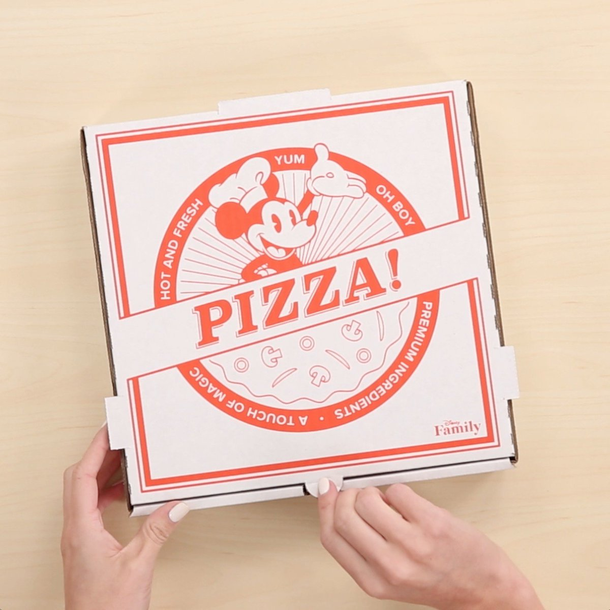 #NationalPizzaPartyDay Latest News Trends Updates Images - Disney