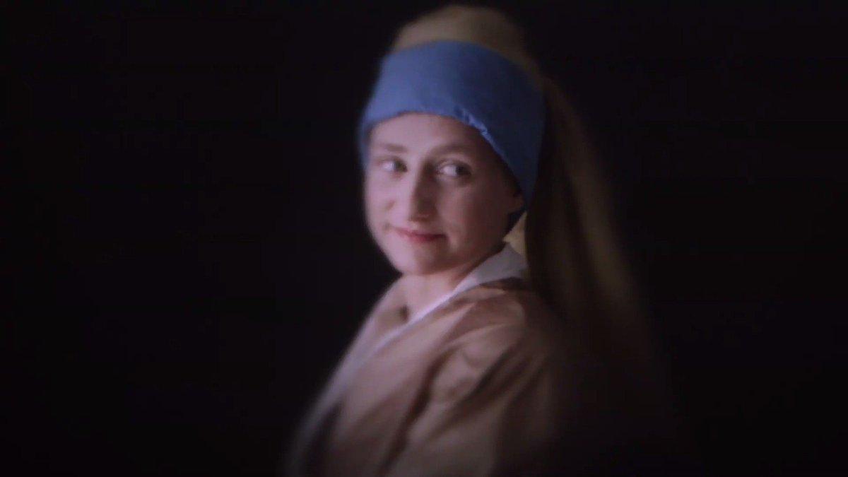 Uitzending 1 van #geheimvdmeester gemist? Bekijk de geheimen van Vermeer in vier minuten! https://t.co/bBzDqK2Toe