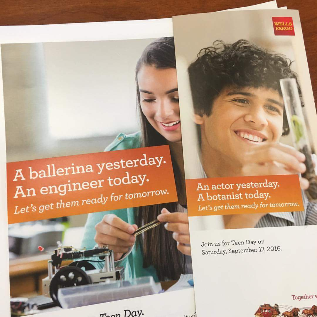 wells fargo has high hopes for arts students funny wells fargo has high hopes for arts students